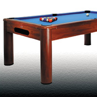 bce riley pool table